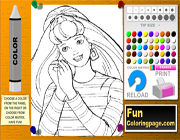 Painting Games - Free Online Painting Games For Girls