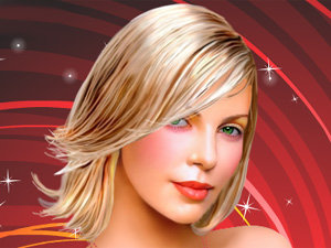 Charlize Theron Make Up