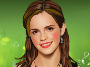 Emma Watson Celebrity Make-over