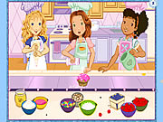 Holly Hobbie Muffin Maker Games