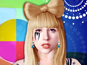 Lady Gaga Makeover