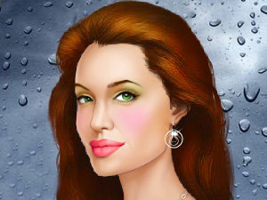 Angelina Jolie Games