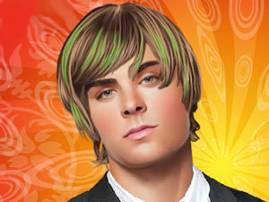 Zac Efron Celebrity Makeover