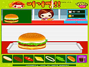 Hamburger Girl Games