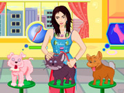 Brittany Birt Pets Care